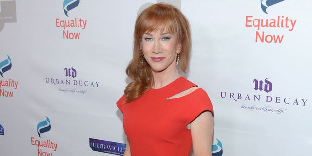 Comedian Kathy Griffin revealed she was diagnosed with stage one lung cancer Monday on social media. The 'Pulp Fiction' actress updated fans Tuesday saying her surgery relating to the cancer 'went well.'