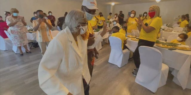100-year-old woman says serving the Lord and not hating anyone is the secret to long life