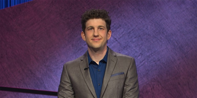 Matt Amodio is now the top five best 'Jeopardy!' player in the category of highest-winning total and consecutive games wons.