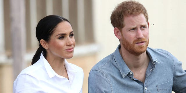 Prince Harry, Duke of Sussex and Meghan, Duchess of Sussex used their charitable website to pay tribute to the 9/11 victims.