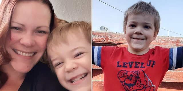 """<strong>The family of missing 5-year-old Michael Joseph Vaughan has said that their """"family is broken"""" while they hold onto hope that the child will be brought home</strong>."""