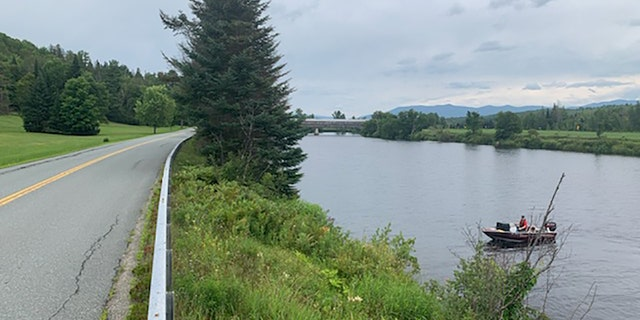 The state's Game and Fish division located a submerged car that matched Leeman's Pontiac in the Connecticut River. Human remains found within the car have yet to be positively identified.