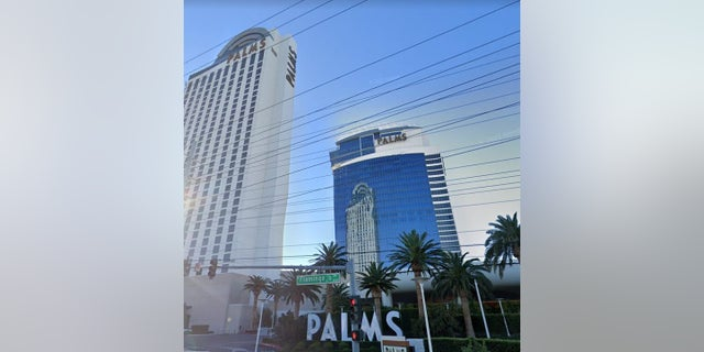 Two women were found dead in the Palms Casino Resort in Las Vegas by hotel employees Monday, police said. Investigators believe the deaths were part of a murder-suicide.