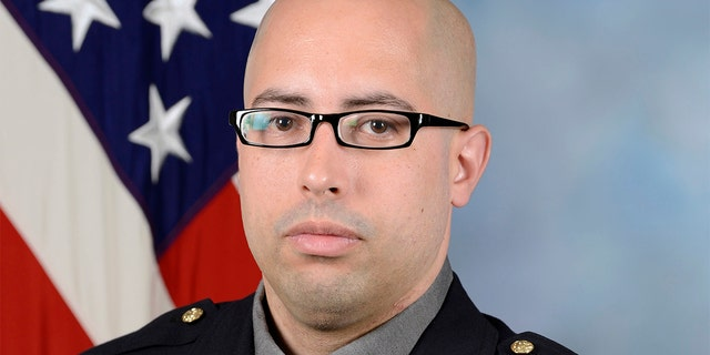 Pentagon Police Officer George Gonzalez. (Photo: Pentagon Force Protection Agency)