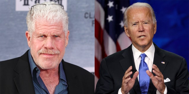 Actor Ron Perlman posted a video message asking Joe Biden to escort Afghanistan citizens to the airport in order to leave the country.
