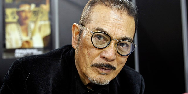 Japanese actor and martial artist Sonny Chiba has died at the age of 82 of COVID-19 complications.