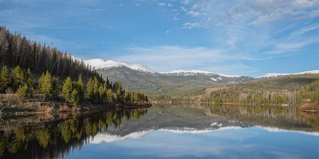 State Forest Walden Colorado. (Colorado Parks &amperio; Wildlife).