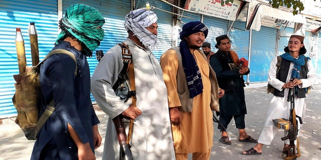 Taliban militants have ramped up their push across much of Afghanistan in recent weeks, turning their guns on provincial capitals after taking district after district and large swaths of land in the mostly rural countryside. (AP)