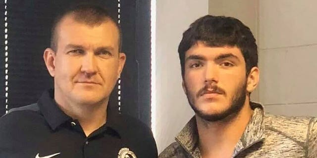 Nathaniel Isenhour was the son of Cabarrus County Deputy Sonny Isenhour.