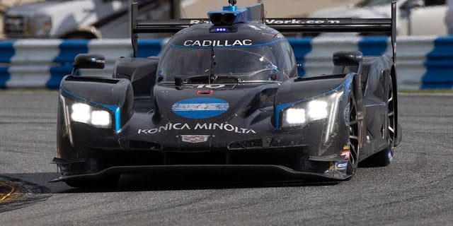 The Cadillac DPi-V.R currently competes in the IMSA series.