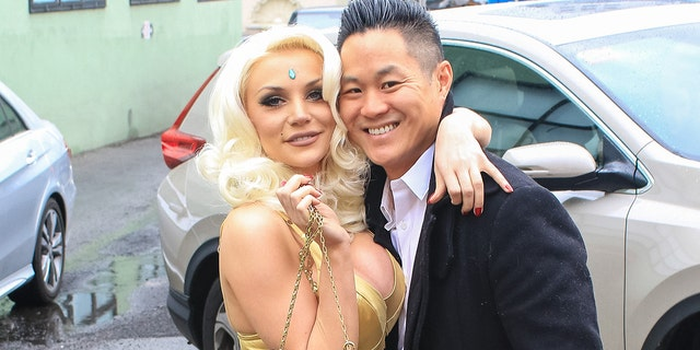 Courtney Stodden got engaged to businessman Chris Sheng in May.