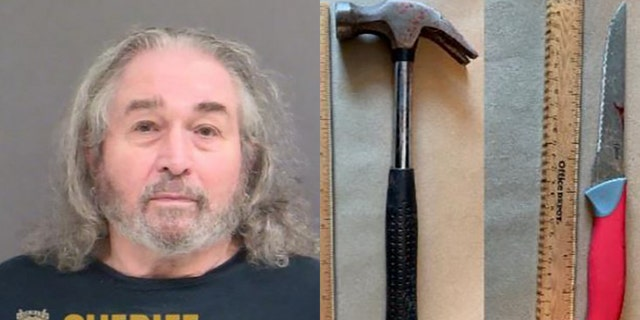 David Craft, 70, was arrested and charged with two counts of first-degree assault, authorities say. (Washington County Sheriff's Office)