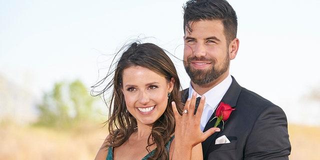 "Katie Thurston and Blake Moynes became engaged on ""The Bachelorette"" Season 18."