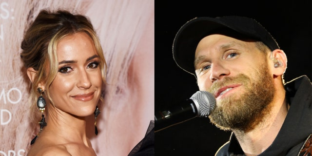 Kristin Cavallari (L) and Chase RIce (R) have reportedly been dating for over a month.