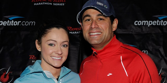 """Molly Malaney (L) and Jason Mesnick met on the Season 13 of """"The Bachelor."""""""