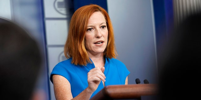 Psaki 'out of the office' as Biden remains silent on Taliban takeover of Afghanistan