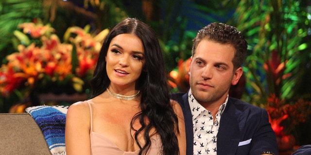 Raven Gates and Adam Gottschalk married in April 2021.