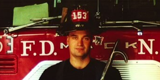 FDNY Firefigther Stephen Sillver (above).