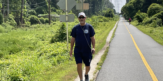 Frank Siller, the CEO and founder of the Tunnel to Towers Foundation, will walk 500 miles ending his journey at Ground Zero to honor the 2,977 lives lost that day, including his brother's, Firefigther Stephen Siller.?