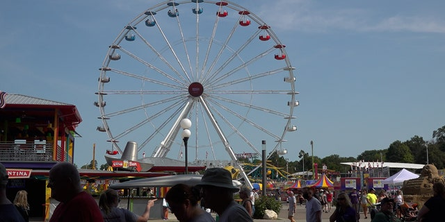 Iowa State Fair kicks off after COVID-19 cancellation: 'We're getting back to normal'