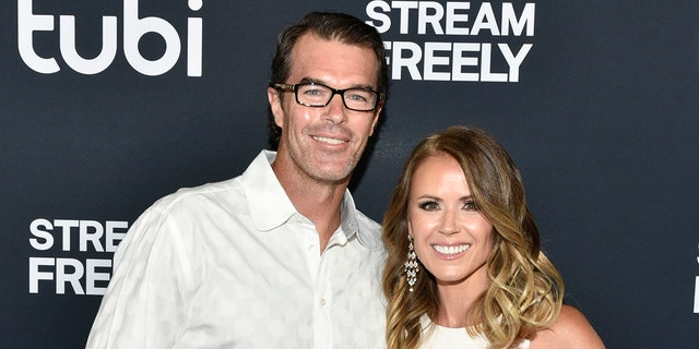 """Ryan Sutter and Trista Sutter met on the first-ever season of """"The Bachelorette"""" in 2003."""