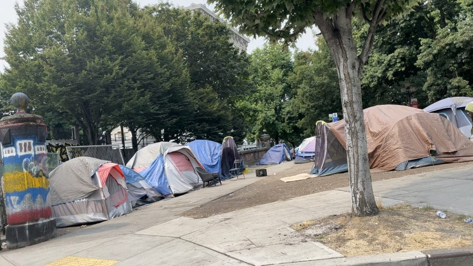 Jason Rantz: Dems silent as Seattle's homeless terrorize residents with homicide, attempted rape