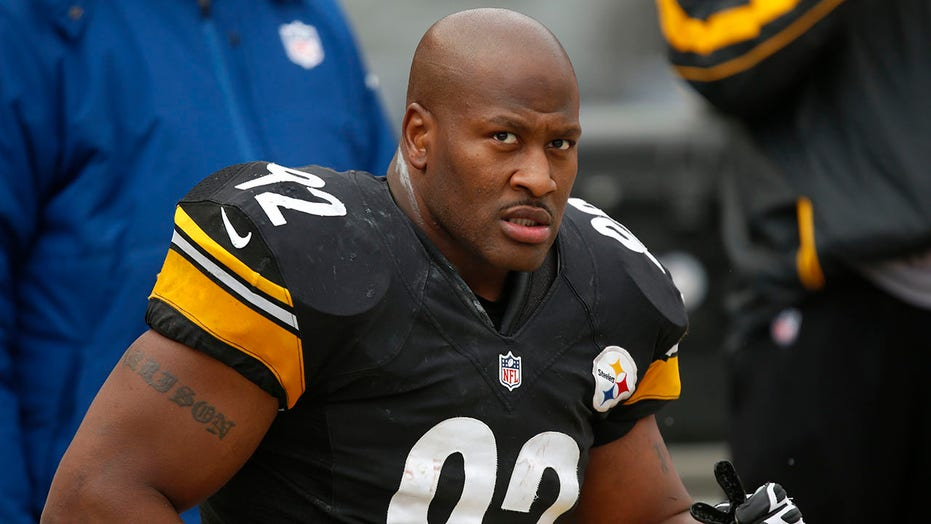 James Harrison says he 'wanted to hate' Tom Brady when he joined the Patriots