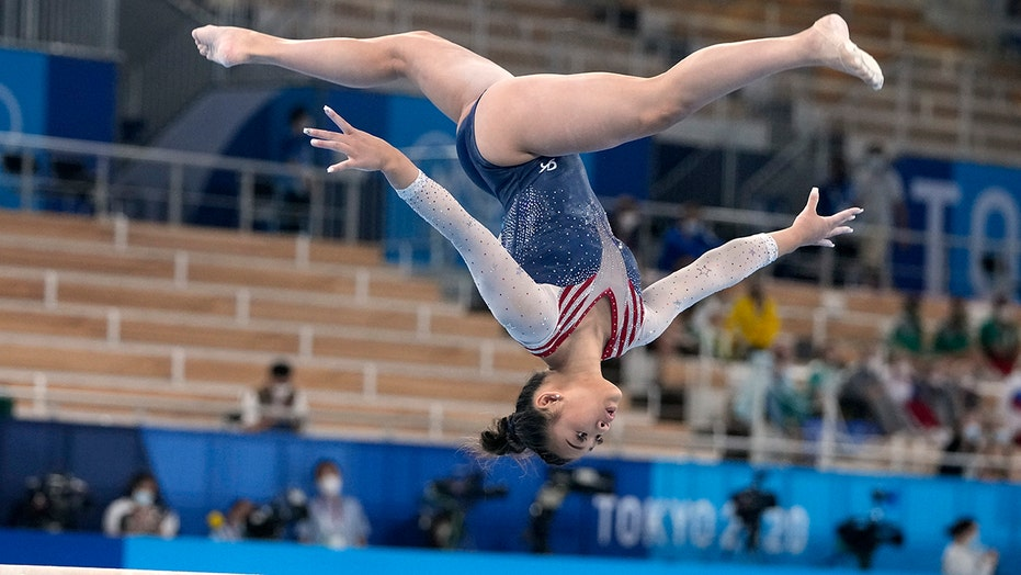 Perfectly Impossible: Gymnasts wrestle with the imperfect