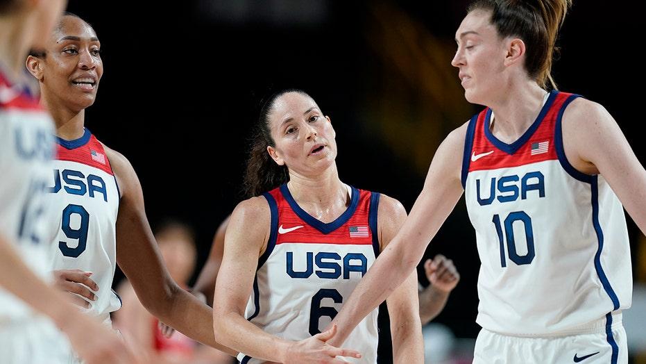 Got next: US draws Australia in women's hoops quarterfinals