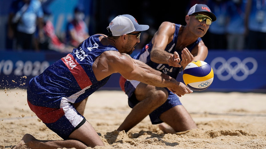 Gold medalist, 4-time Olympian Dalhausser leaves the beach