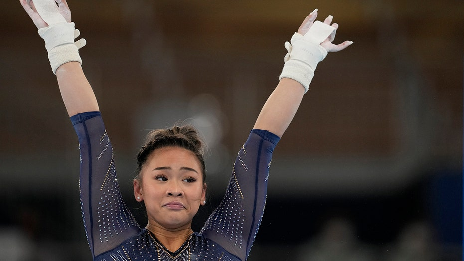 Olympic champion Sunisa Lee adds bronze on uneven bars
