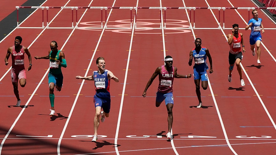 Best race ever? Warholm wins record-setting hurdles race