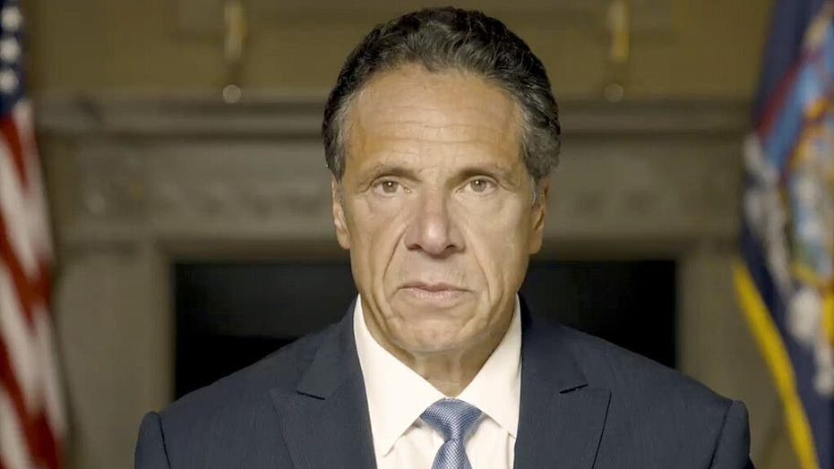 Cuomo's response to sexual harassment findings was 'mansplaining': Emily Compagno