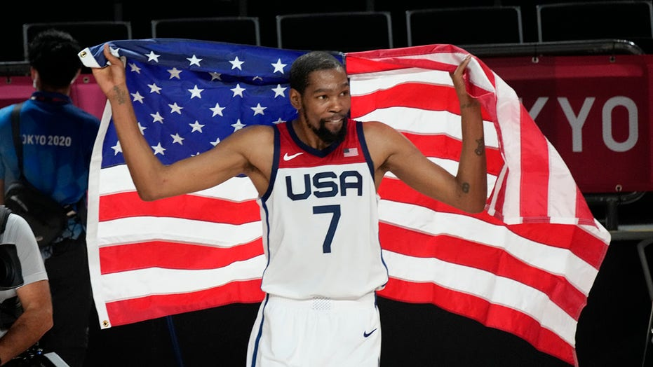 Kevin Durant leads Team USA over France; fourth consecutive gold for Americans