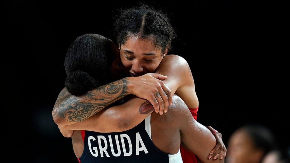France beats Serbia 91-76 for bronze medal in women's hoops