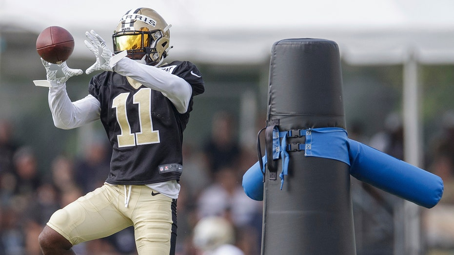 Saints wideout asked officers to 'just let me go' after .246 breathalyzer reading during DUI arrest: report