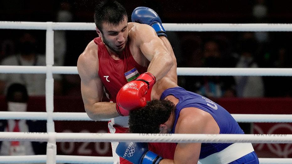 Davis, Torrez can't end US men's boxing gold medal drought
