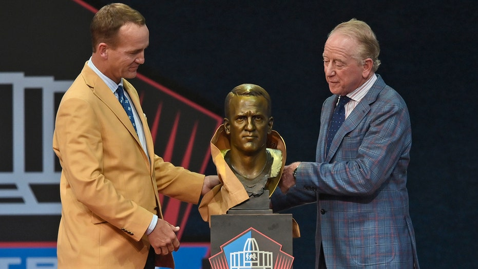 Peyton's Place is Hall of Fame, with Woodson, Megatron