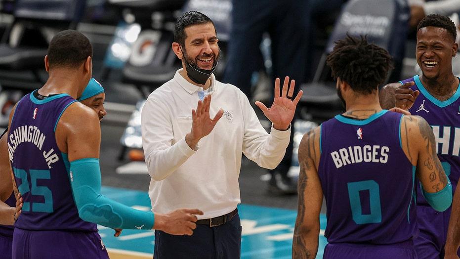 Hornets give coach Borrego a multiyear extension