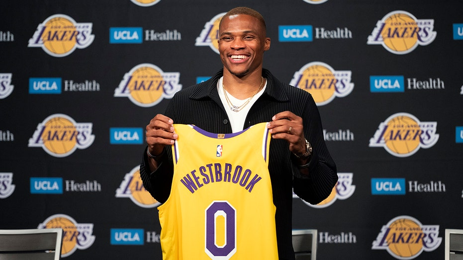 Russell Westbrook eager to help LeBron in Lakers homecoming