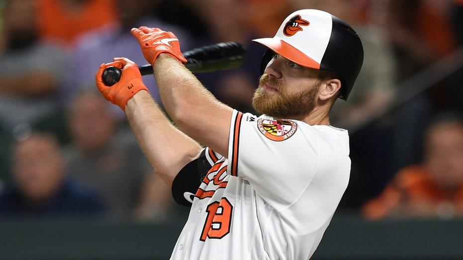 Baltimore Orioles slugger Chris Davis announces retirement