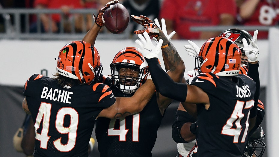 Super Bowl champs rest starters, fall to Bengals 19-14