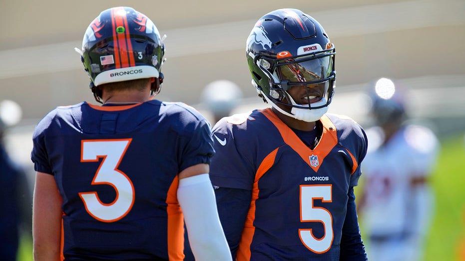 Teddy Bridgewater named Broncos starting quarterback, outduels Drew Lock