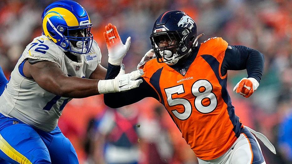 Miller, Sutton shine in Broncos' 17-12 win over Rams
