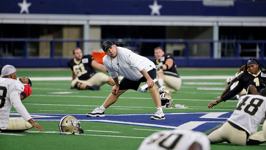 Payton: Saints planning up to a month away from New Orleans