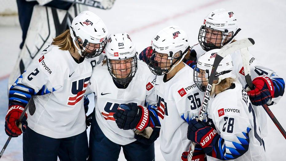 Carpenter, Murphy help US advance to women's hockey final