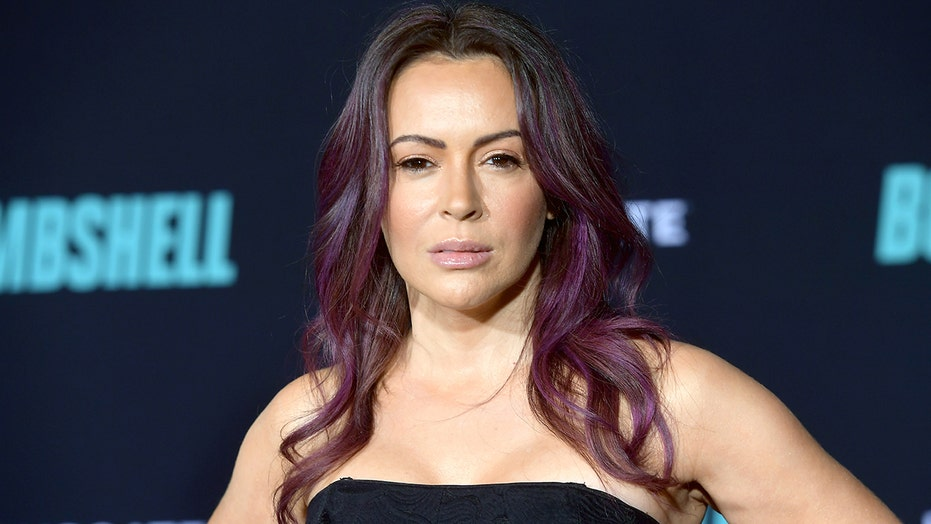 Alyssa Milano and uncle involved in a car accident after he suffered a medical incident while driving: report