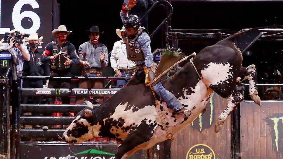 Brazilian bull rider Amadeu Campos Silva, 22, dies after 'freak accident'