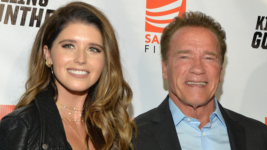 Arnold Schwarzenegger's daughter Katherine shares his message to anti-maskers: 'You heard him loud and clear'