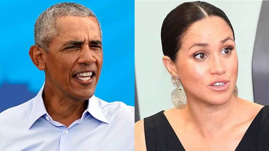 Meghan Markle 'desperately wanted' to attend Obama's birthday bash, author claims